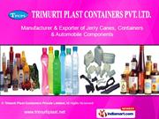 Cool Fridge Bottles By Trimurti Plast Containers Private Limited Pune
