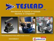 Hydraulics & Pneumatic Products By Teslead Equipments Private Limited