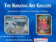 Paintings On Canvas By The Khazana Art Gallery Jaipur