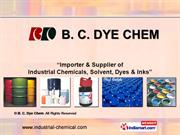 Industrial Chemical By B. C. Dye Chem Indore