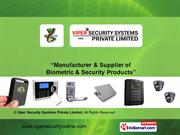 Fingerprint Attendance & Access Control System By Viper Security