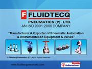 Pneumatic Cylinders By Fluidtecq Pneumatics (P) Ltd Thane