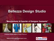 Designer Sarees By Bellezza Design Studio Delhi