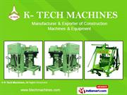 Block Machine Vibrators By K Tech Machines Coimbatore