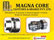 Clutch Brake Unit By Magna Core Clutches & Brakes Private Limited Pune