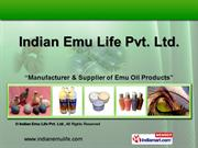 Emu Farming By Indian Emu Life Pvt Ltd Nashik