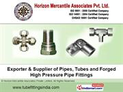 37 Degree Flared Tube Fittings By Horizon Mercantile Associates