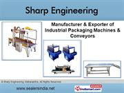 Manual Hydraulic Stackers Model Se - Mhs Series By Sharp Engineering