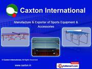 Mini Table Tennis Tables By Caxton International Meerut