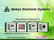 Battery Monitoring Ampere Hour Meters By Ajinkya Electronic Systems