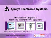 Electrical Testing System By Ajinkya Electronic Systems Mumbai