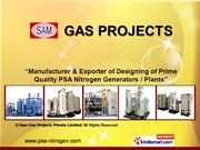 Oxygen Gas Generator By Sam Gas Projects Private Limited Ghaziabad