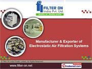 Air Filtration & Pollution Control Systems By Filter On India Private