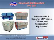 Refrigeration Equipment By Crescent Refrigeration Pvt. Ltd. Delhi