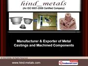 Earthing Accessories By Hind Metals Jaipur