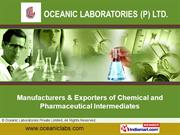 Nutraceutical Chemicals By Oceanic Laboratories Private Limited Mumbai