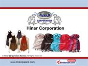Cashmere Shawls By Hinar Corporation, Mumbai Mumbai