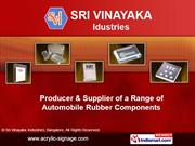 Acrylic Products By Sri Vinayaka Industries, Bangalore Bengaluru