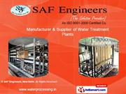 Aeration Systems By Saf Engineers Delhi