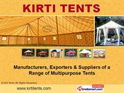 Tent Furniture By Kirti Tents Jodhpur