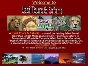 lasi tours & safaris -one of the leading safari travel operators
