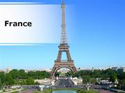 France PowerPoint Content