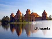Lithuania PowerPoint Content