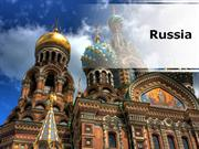 Russia PowerPoint Content