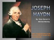 Joseph Haydn