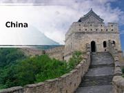China PowerPoint Content