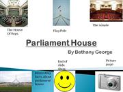 Parliament House 4