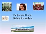 Parliament Of Australia Monica Walker