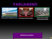 Parliament House Brittaney!