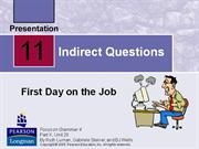 A06-Unit 22-2 Indirect Questions
