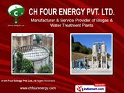 Biogas Plant By Ch Four Energy Pvt. Ltd. Pune