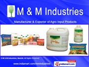 Plant Growth Regulators By M & M Industries Nashik