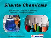 Speciality Chemicals By Shanta Chemicals Navi Mumbai