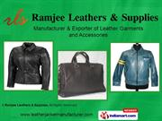 Motor-Cycle Leather Garments - Ladieswear By Ramjee Leathers &