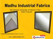Graphite Coated Glass Cloth By Madhu Industrial Fabrics Ahmedabad