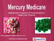 Antibiotic Tablets By Mercury Medicare Chennai