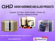 Tuflex Products By Ashok Hardware And Allied Products Chennai