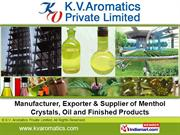 Aroma Fine Chemicals By K.V. Aromatics Private Limited Greater Noida