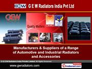 Radiator Accessories By G E W Radiators India Private Limited Thane
