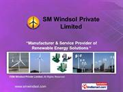 Horizontal Axis Wind Turbines By Sm Windsol Private Limited Mumbai