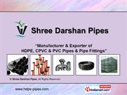 Hdpe Pipe By Shree Darshan Pipes Thane