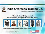 Medieval Helmet By India Overseas Trading Corporation Roorkee