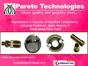 Diesel Engine Components By Pareto Technologies Chennai
