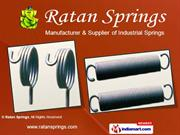 Automobile Spring By Ratan Springs Thane