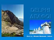 Delphi: the omphalos of the Earth