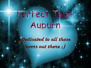 Perfect Two-Auburn